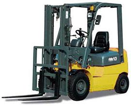 RTITB Forklift training